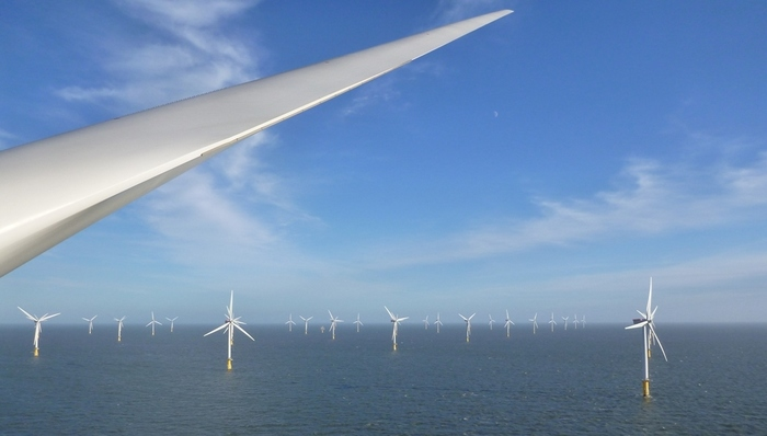 Offshore Wind - credit Natural Power