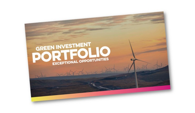 Green Investment Portfolio launch
