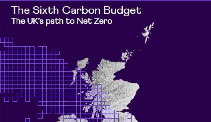CCC Sixth Carbon Budget